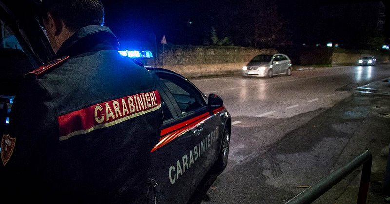carabinieri posto