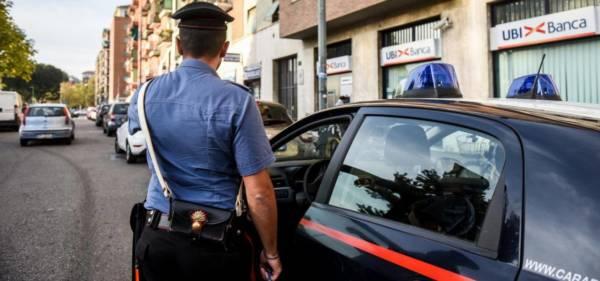 carabinieri_omicidio_indagini_lapresse_2018