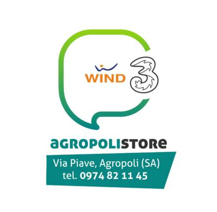 WIND/TRE – AGROPOLI STORE
