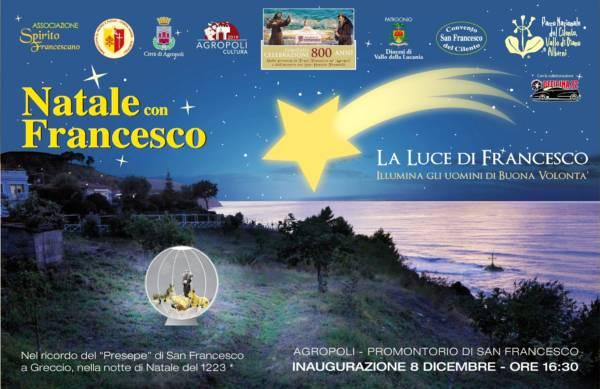 Invito - La Luce di Francesco