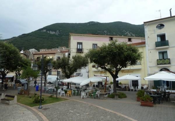 Capaccio capoluogo Piazza_Tempone