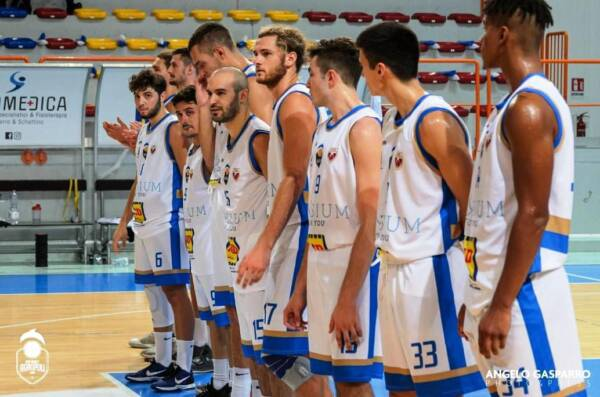 foto New Basket Agropoli