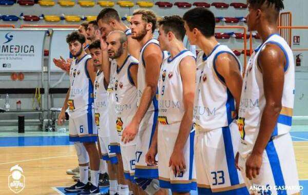 foto New Basket Agropoli