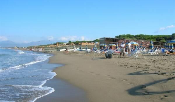 spiagge battipaglia