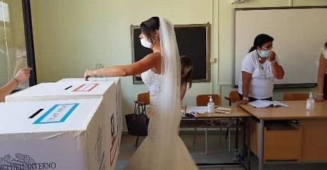 sposa vota