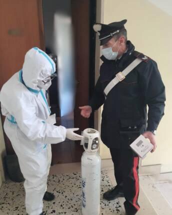 carabinieri soccorso