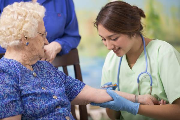 Vaccinazioni anziani