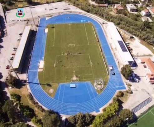 impianto sportivo Guariglia