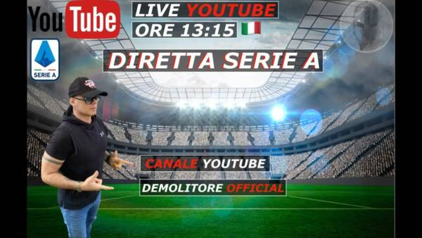 SERIE A YOUTUBE