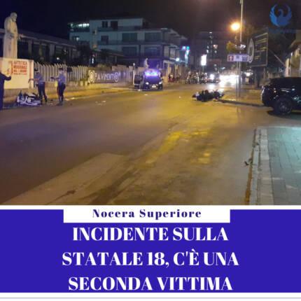incidente nocera