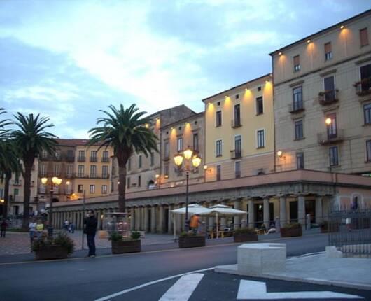 piazza vallo