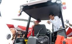 Presiden Pastikan Terus Membangun Infrastruktur Pertanian