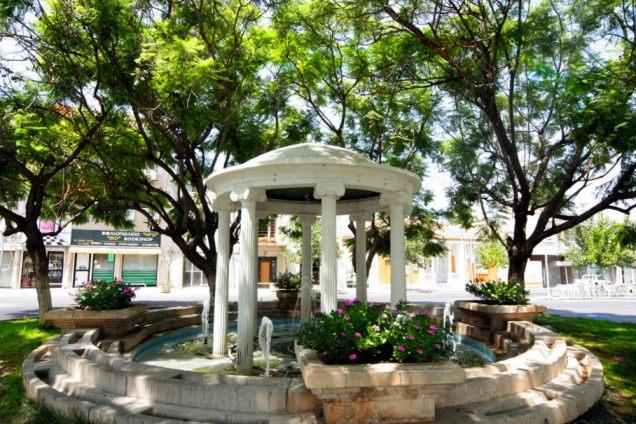 Eros Fountain, Pafos