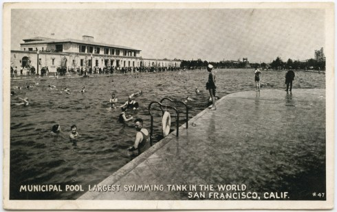 Salt Municipal Pool