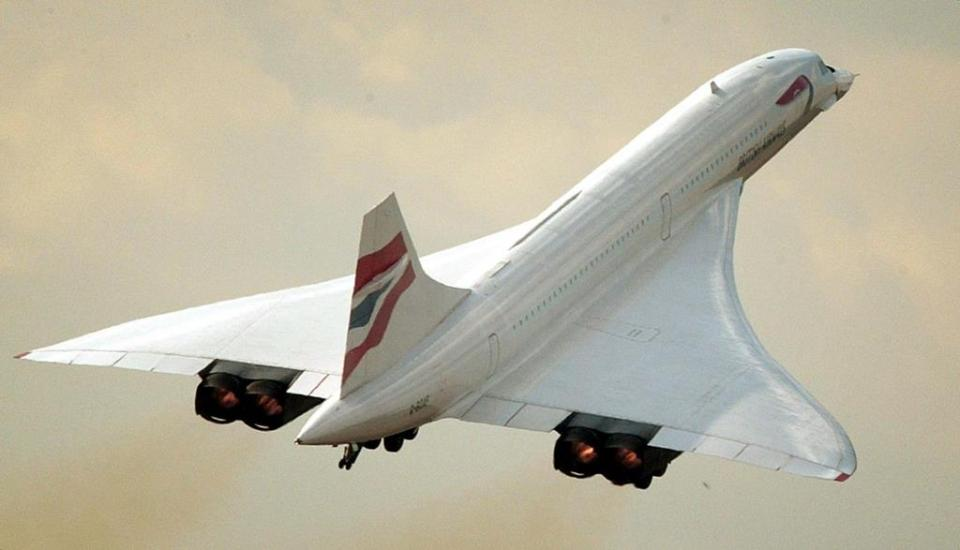 Cruising at twice the speed of sound, the Concorde could cross the Atlantic in just three hours.