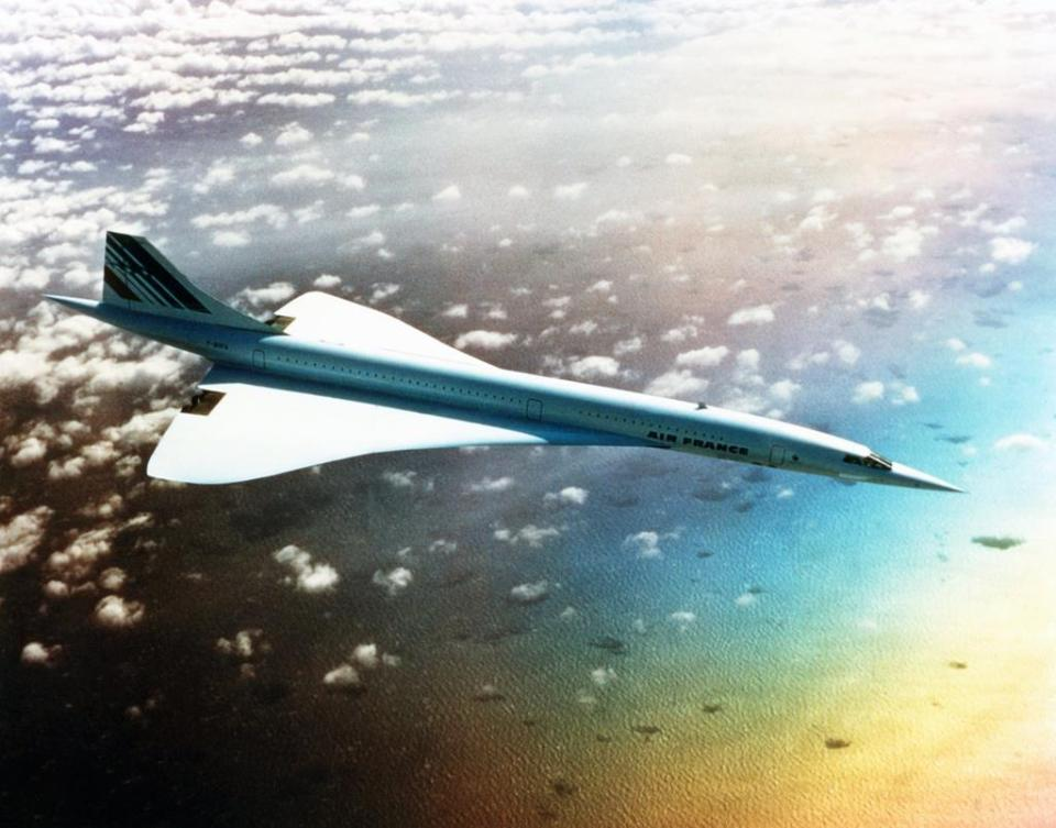 One of the byproducts of supersonic flight is the sonic boom, which can be distressing to those on the ground. As a result, the Concorde was limited to routes over water, with minimal time spent soaring over land.