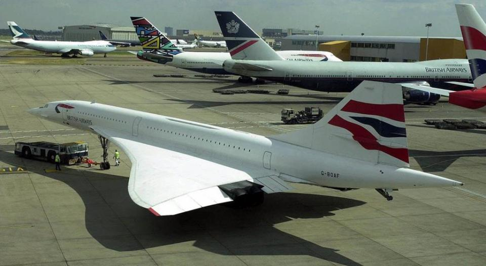 All 13 remaining Concordes were immediately grounded and retrofitted with stronger fuel tanks.