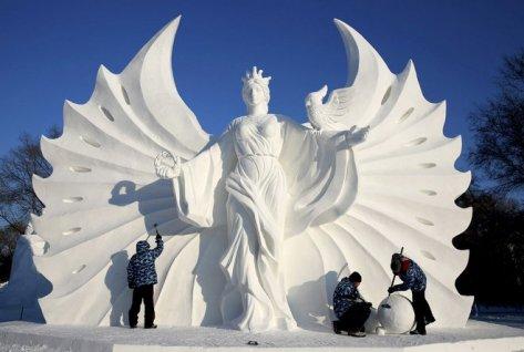 Harbin Sculpture