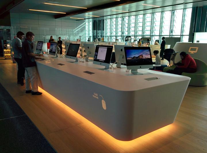 Macs - Doha Airport
