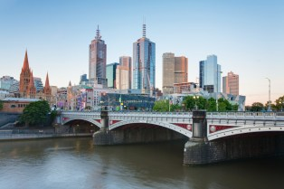 """Melbourne natives haven't met a stranger,"" said one reader. Part of what makes this Australian city so pleasant is the approachable public transportation system, such as the free City Circle tram. Walkability and outdoor shopping centers make it easy to initiate conversation and enjoy the spectacular weather. Score: 90.229"