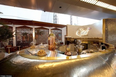Qataf Cafe - Doha Airport