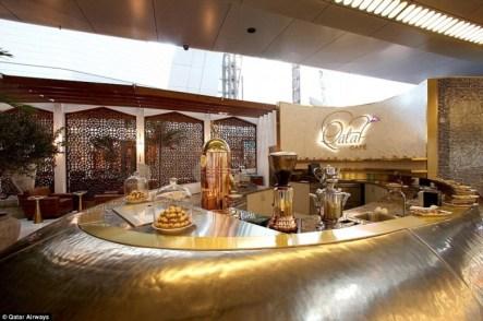 Qataf Cafe - Doha Airport