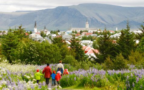"Despite its glaciers, raging volcanoes, and misting geysers, Iceland's capital has consistently scored high: this year, it ranked No. 2 on the World Happiness Report. T+L reader Drew Strellis advised visitors to take an evening dip in a municipal pool. ""That's where everyone goes to relax and connect with the community."" Extraordinary sites and otherworldy atmosphere, so it seems, are only a part of the reason everyone here is so cheery. Score: 86.870"