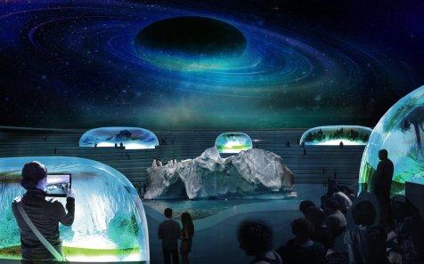New York Aquarium - Planetarium