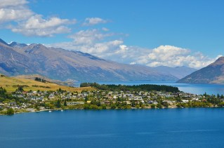New Zealand Lake Village