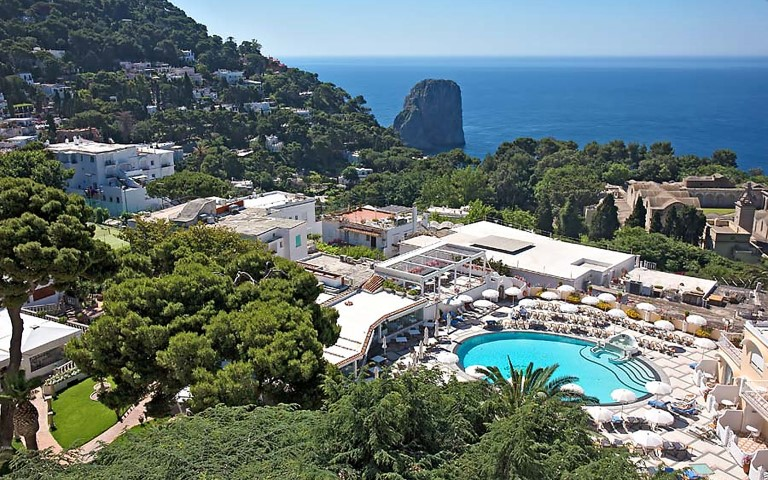 Grand Hotel Quisisana, Capri (Small)