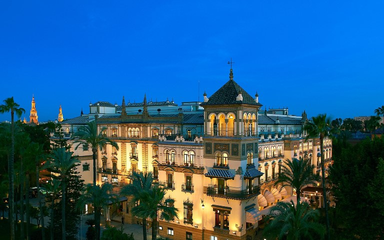 Hotel Alfonso XIII, A Luxury Collection Hotel, Sevilla, Spain (Small)