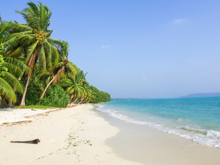 Havelock Island, India, Andaman Islands