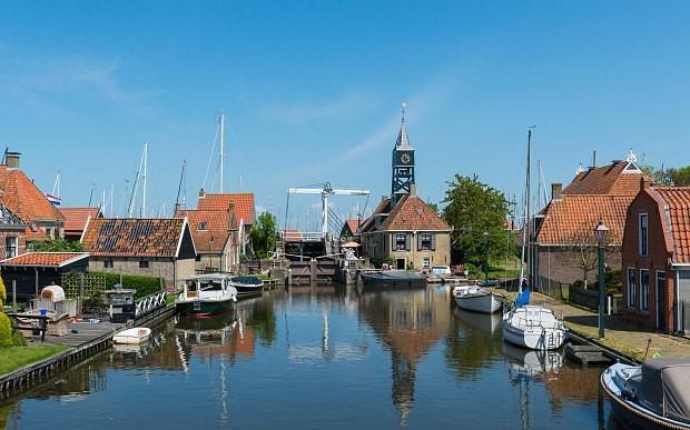 Hindeloopen, Netherlands