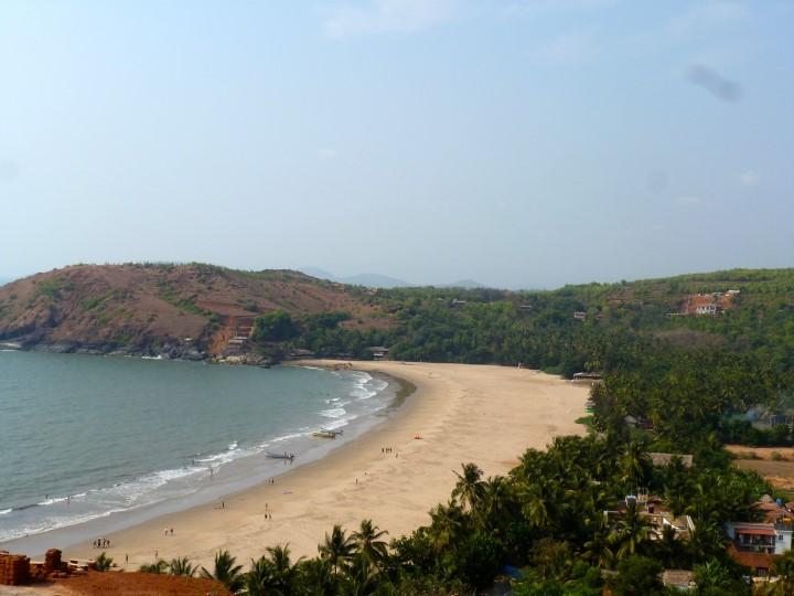 Kudle Beach India