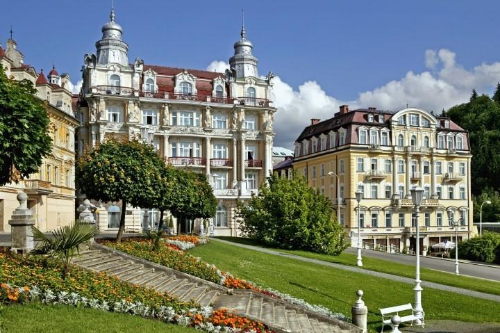 Marianske-Lazne, Czech Republic