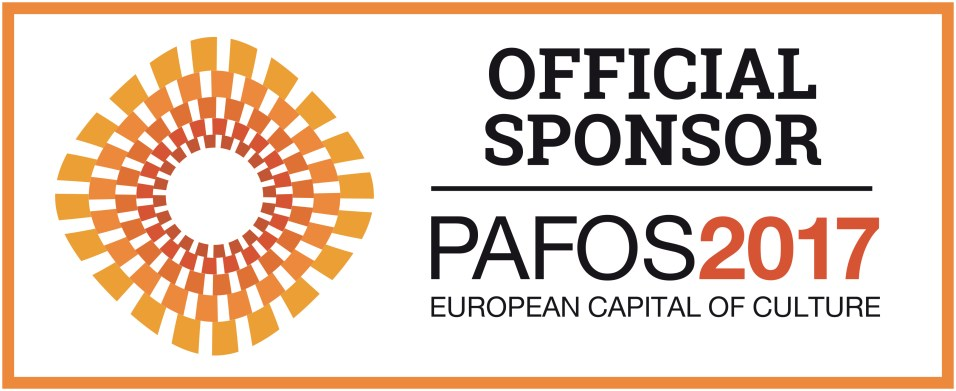 Pafos2017 Official Sponsor