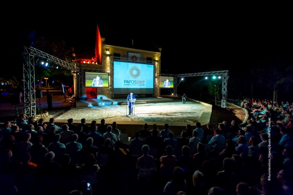 Pafos2017 Programme of Events Presentation