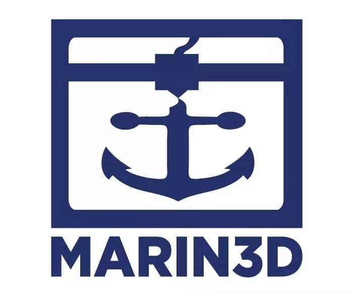 MARIN3D Logo