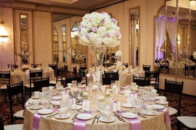 wedding decor rental chicago wedding reception flowers ags event creations 9002