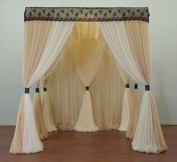 Chuppah Rental or Wedding Canopy ... & Chuppah Rental - AGS Event Creations