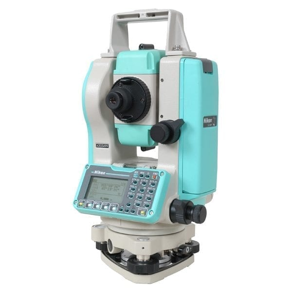 Central Nail Supply Houston Tx: Spectra Precision® Focus® 35 Series Total Station Rental