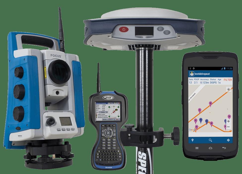 Land Survey Equipment   AGS