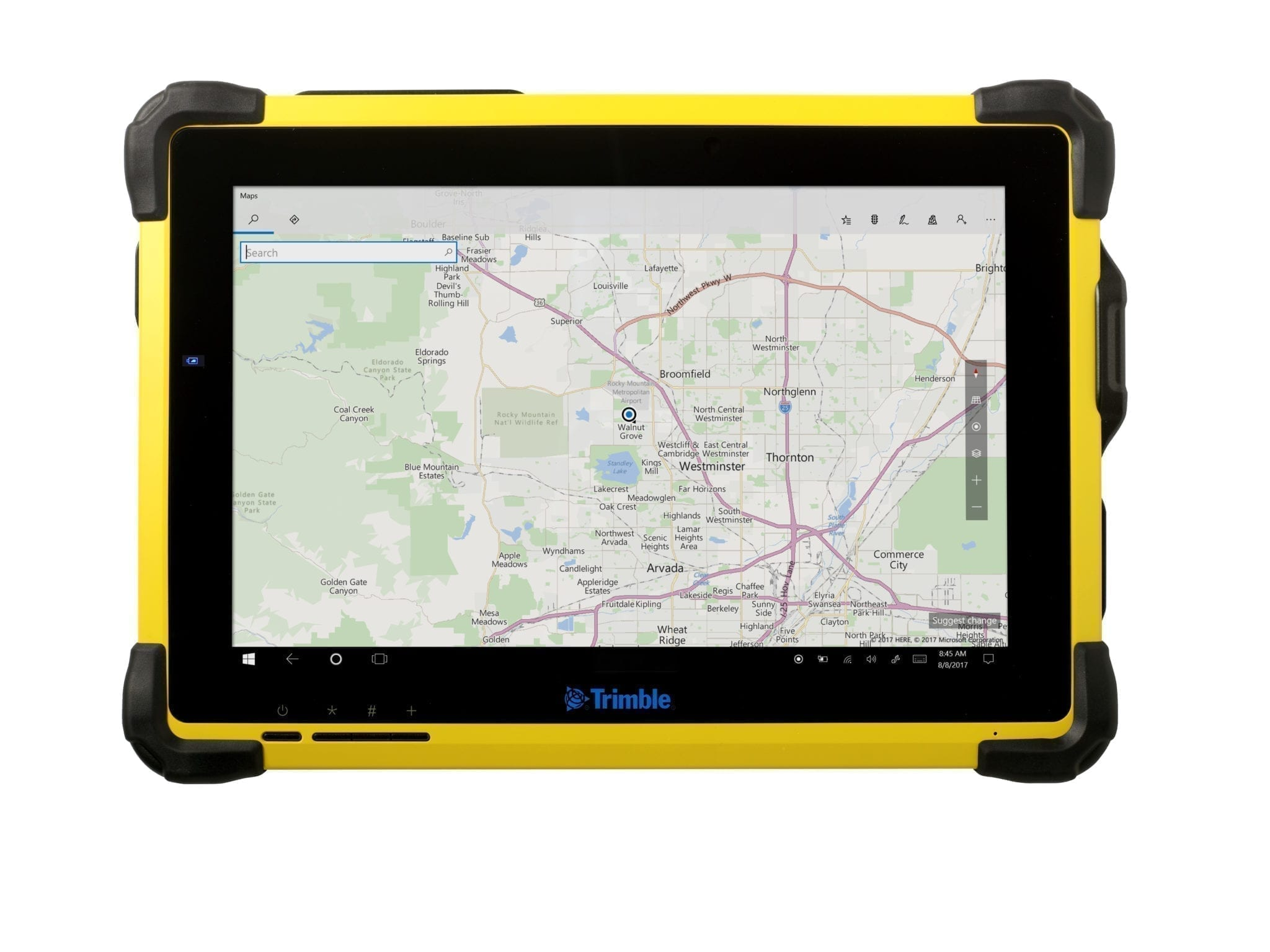 Trimble T10 Tablet PC with Windows 10 Rental | AGS