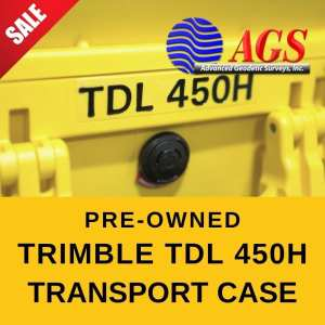 Used Trimble S5 Total Station | AGS