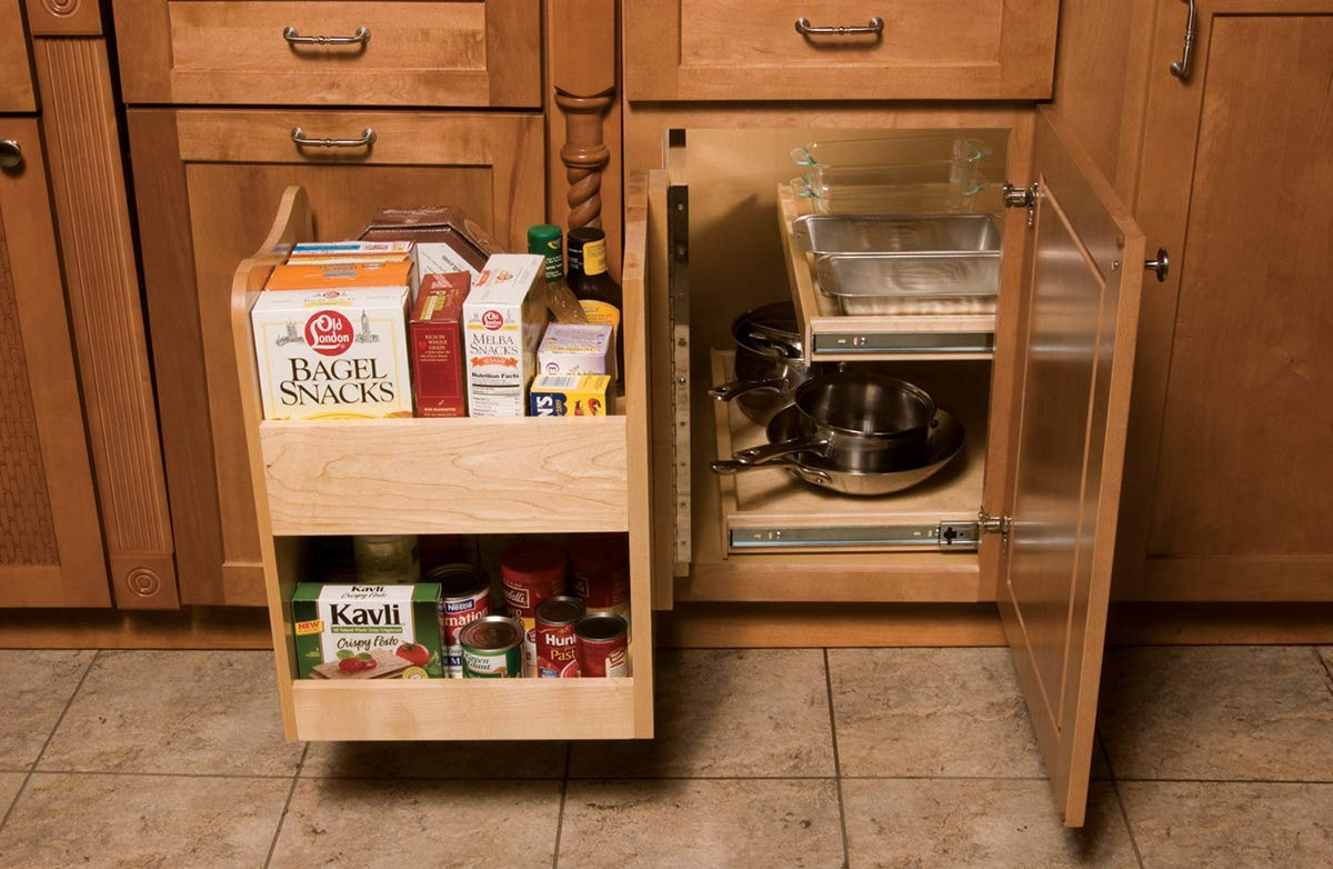 Best Kitchen Cabinet Storage Solutions 14 Ideas For Clever Pantry Organization