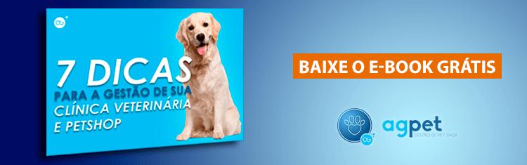 E-book 7 dicas para Gestão de Petshop