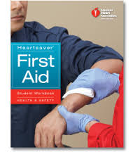 American Heart Heartsaver First Aid Click on Picture to View Description of Course and Pay