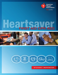 American Heart Heartsaver CPR/AED First Aid Click on Picture to View Description of Course and Pay