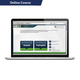 Online eACLS™ Third Edition American College of Emergency Physicians (ACEP) Online Course Click on Picture to View Description of Course and Pay