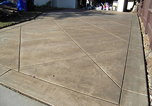 concrete patio san diego